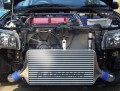 EVO 7 - 9 Swept Back Intercooler Kit Plazmaman