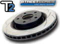 """DBA Front Rotors (Pairs) """"T2"""" Series suit Toyota FT-86"""